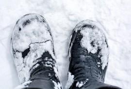 sennik Buty zimowe