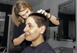 sennik Włosy obcinać