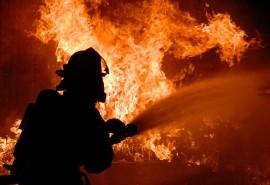 znaczenie snu Ogień