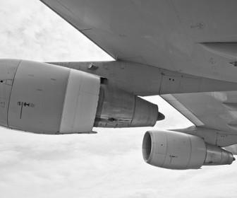 sennik Samolot pasażerski