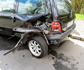 sennik Wypadek samochodowy